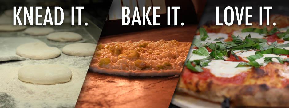 Knead it. Bake it. Love it.
