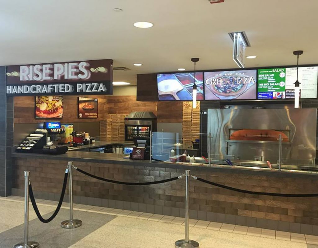 We Are Hy To Bring Our Unique Brand Of Youngstown Ohio Style Pizza The Fabulous Lenox Square Mall In Atlanta Ga
